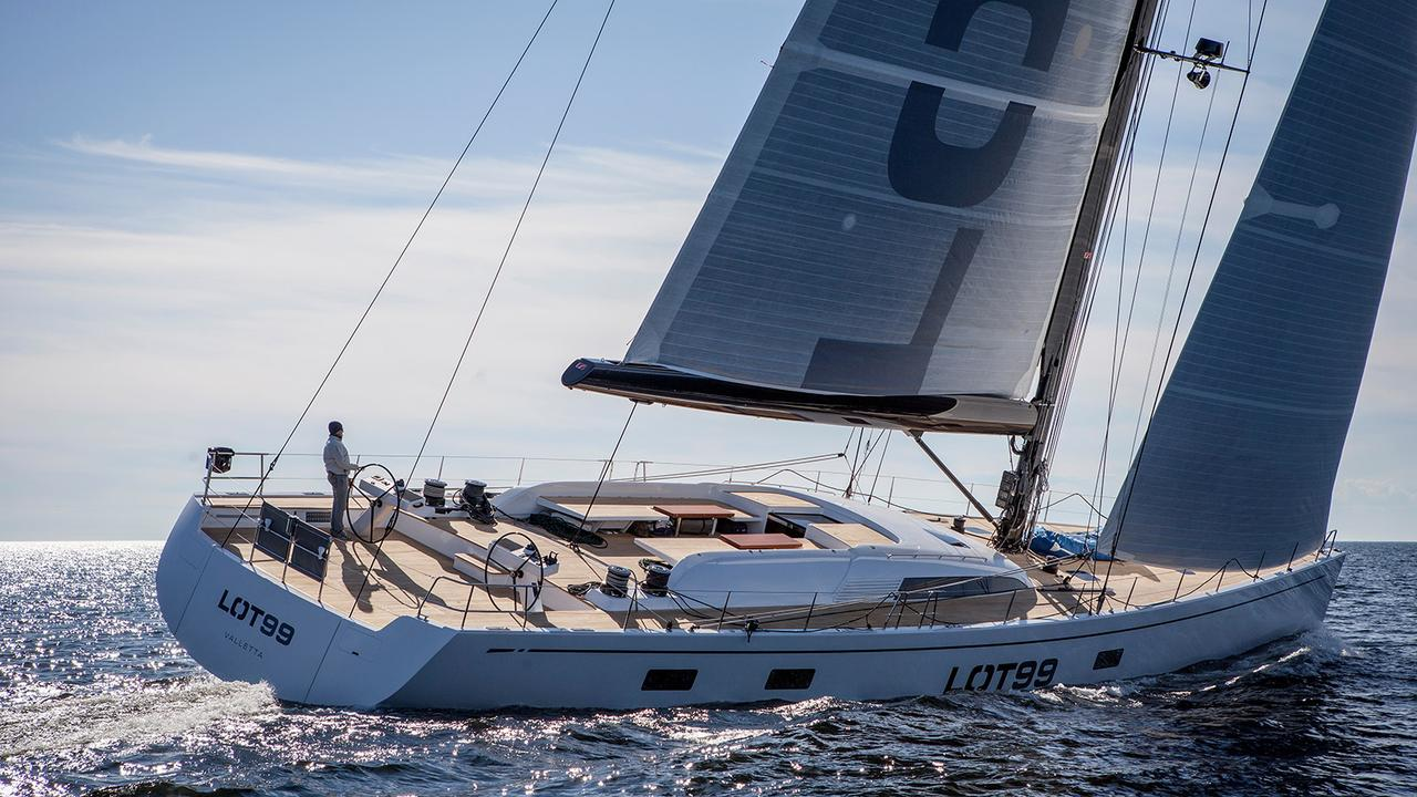 Hall Spars & Rigging: Hall Spars at the Monaco Yacht Show