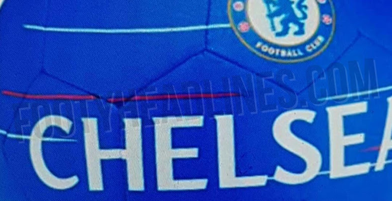 3891e77f7 EXCLUSIVE  Chelsea 18-19 Home Kit Leaked