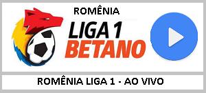 Assista Ao Vivo o Campeonato Romeno de Futebol