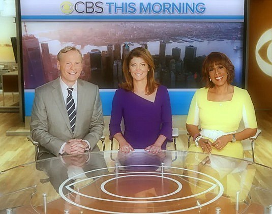 CBS News has made Gail King 'Morning' when Nora O'Donnell changes 'Night News'