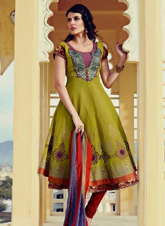 New Salwar Dress