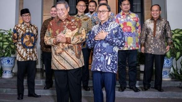 SBY: Partai Pendukung Bisa Saja Tinggalkan Jokowi