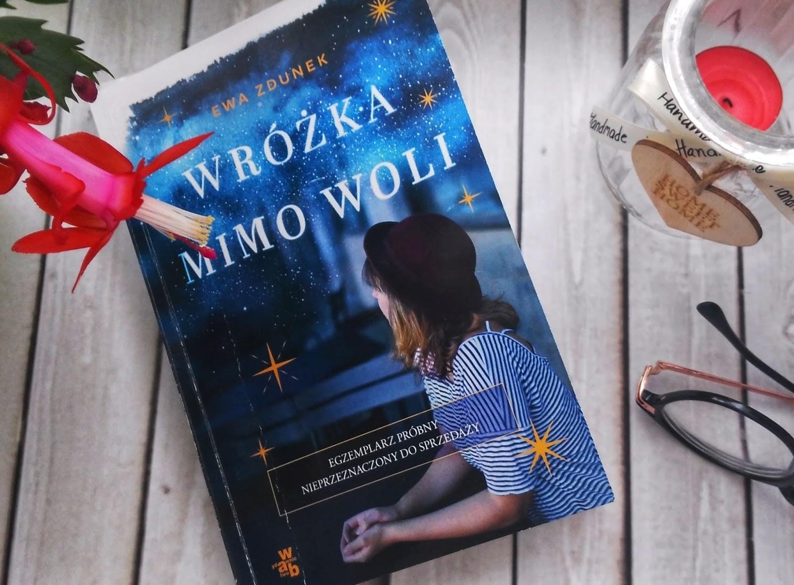 Wróżka mimo woli Ewa Zdunek - recenzja