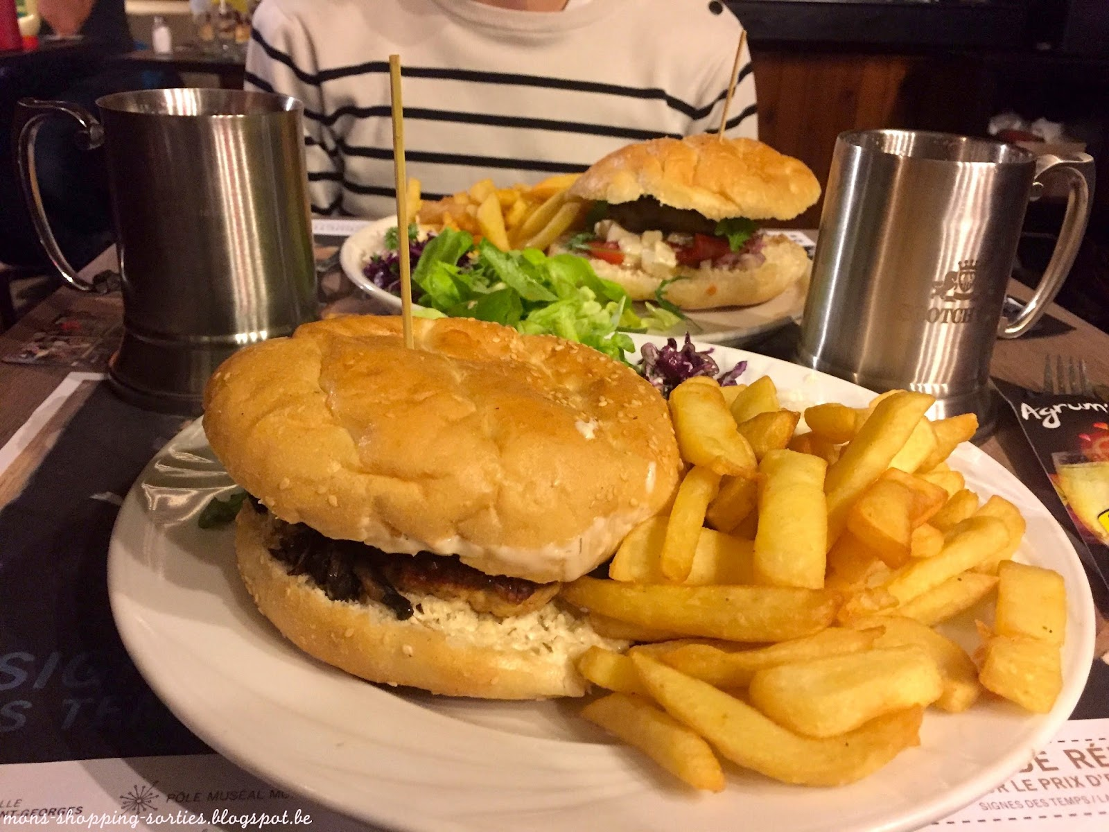 Restaurant Hamburger Rue Paul Pioda Bourg En Bresse