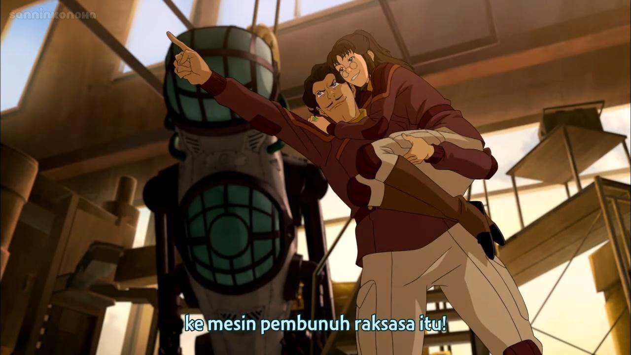 Download Avatar Korra Book 4 Episode 12-13 Sub Indo [END]