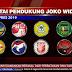 Semakin Selektif Pilih Caleg dan Menangkan Partai Pendukung Jokowi