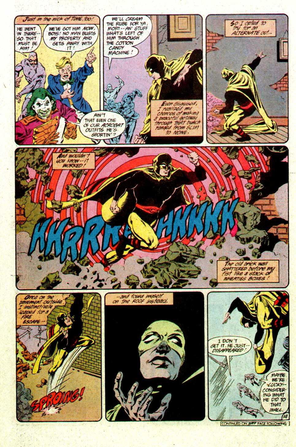 Read online Secret Origins (1986) comic -  Issue #16 - 35