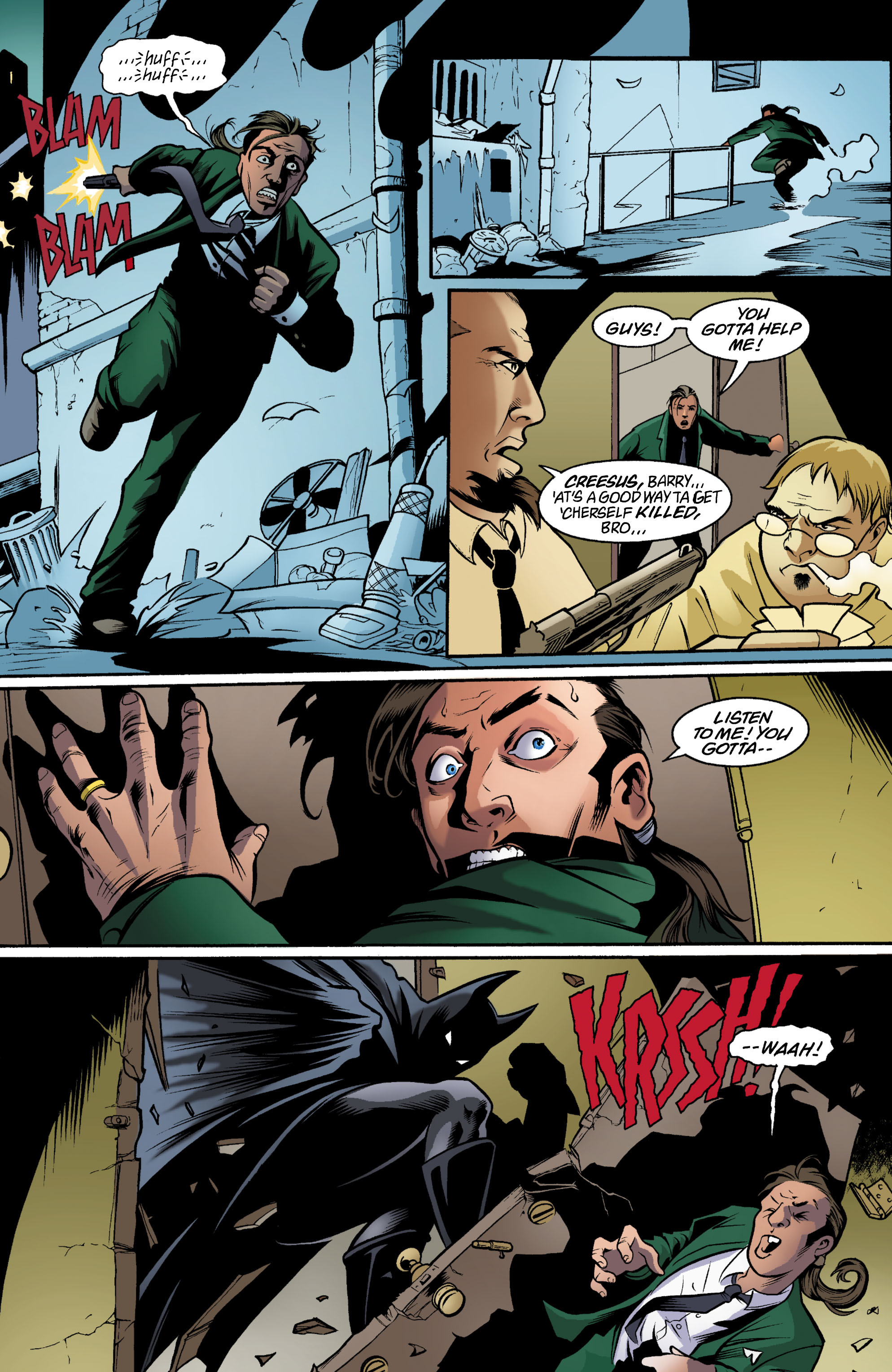 Detective Comics (1937) 777 Page 17