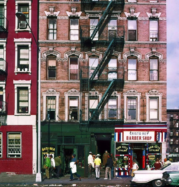 Nyc Apartments Manhattan: Street Scenes Of Manhattan, New York In The 1970s