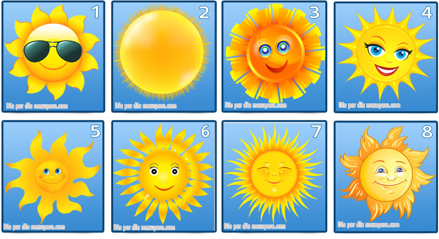 El Test del sol