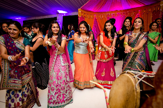 Sangeet ceremony Dress