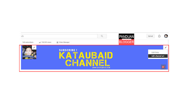SAIZ CHANNEL ART YOUTUBE !