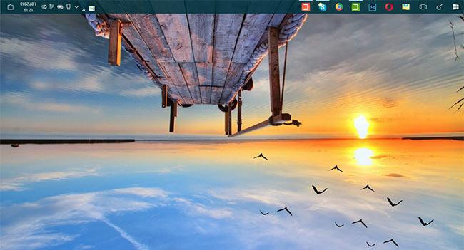 Bilgisayarın Ekranını Döndür Yada Ekran Dönmesini Düzelt-www.ceofix.com