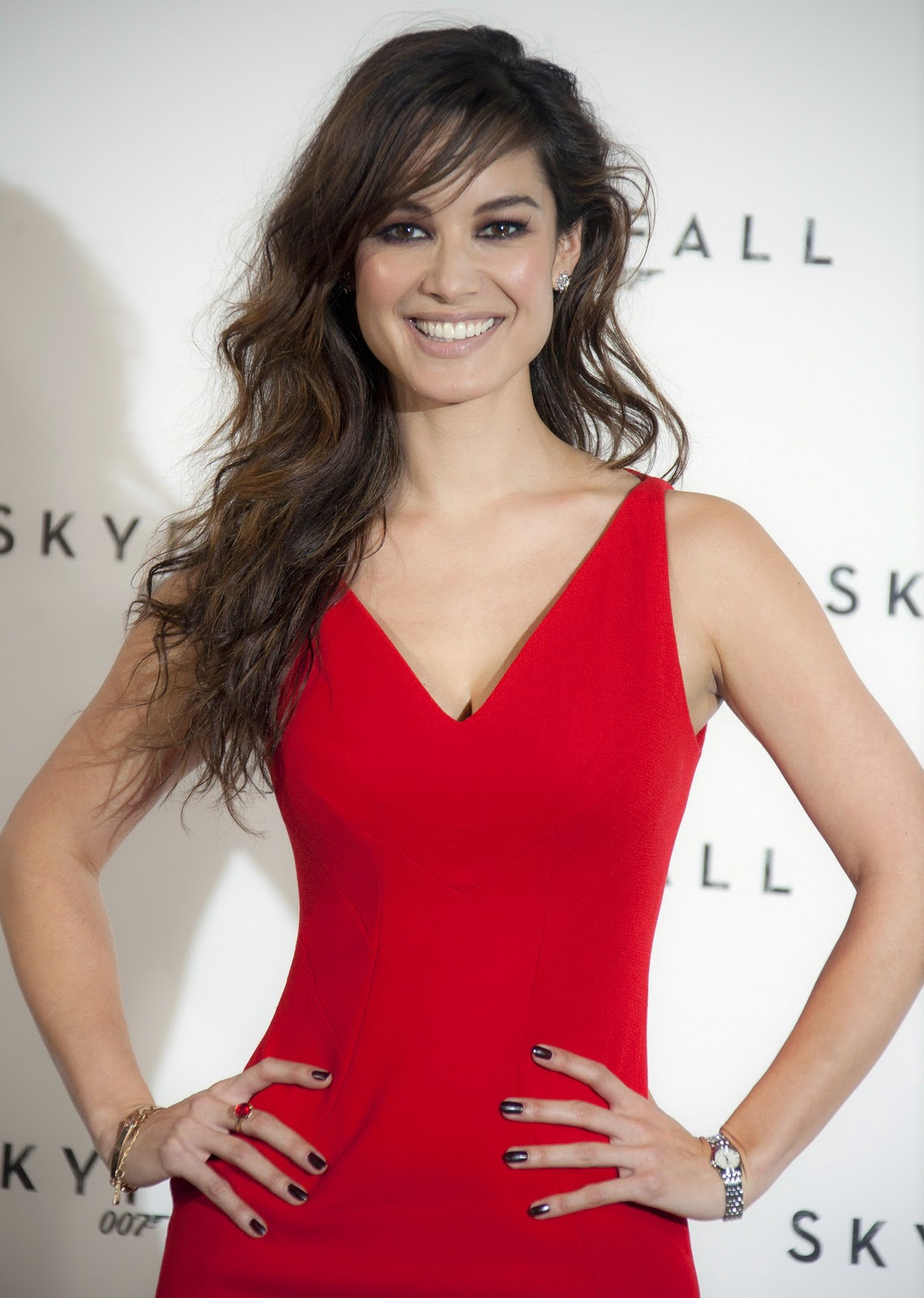 Q James Bond >> Berenice Marlohe pictures gallery (2) | Film Actresses
