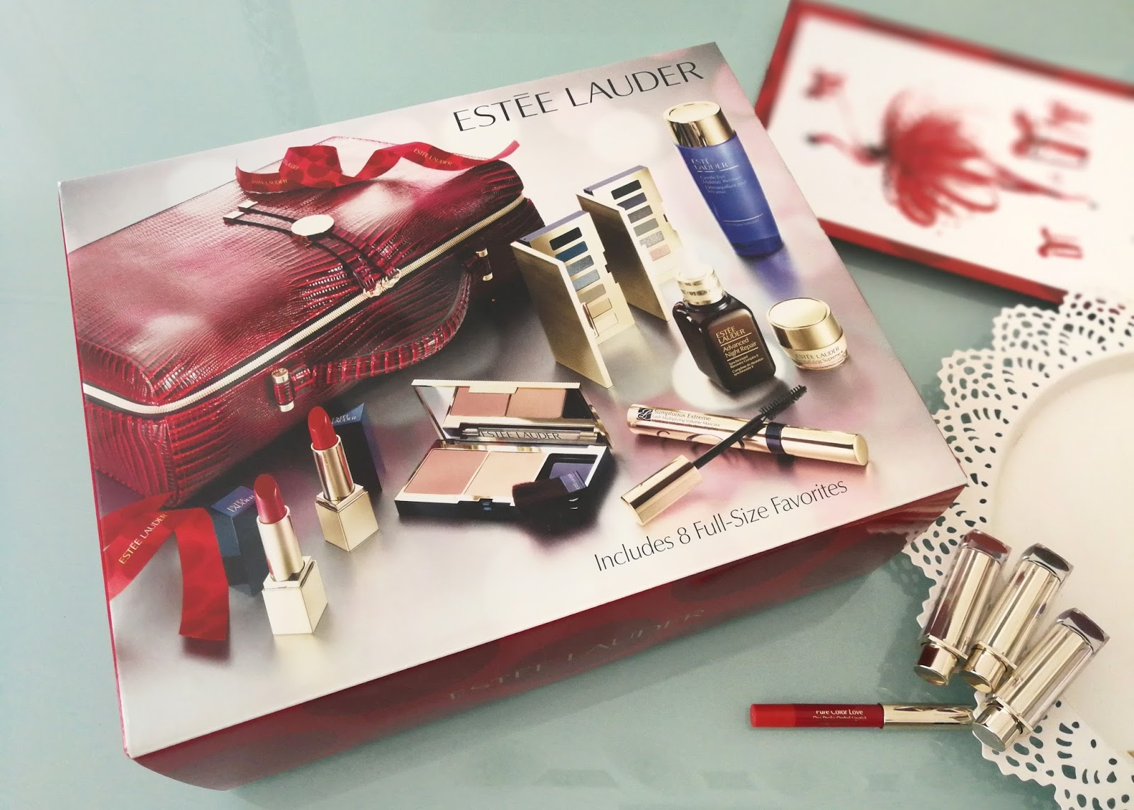 FLYINGHOUSEWIVES: Weihnachten mit Estée Lauder - Geschenkideen mit ...