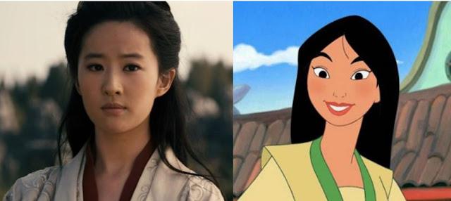 Crystal Liu Mulan