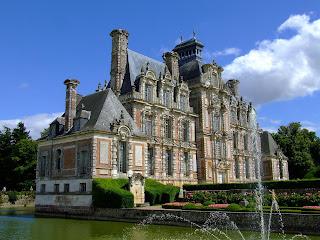 Bernay  chateau