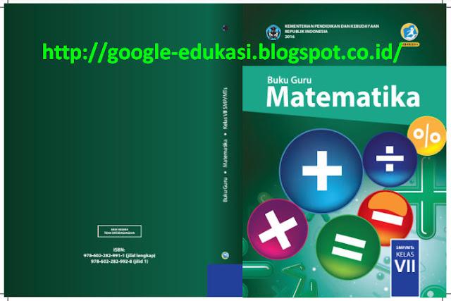 Buku Matematika SMP Kurikulum 2013 Revisi 2016