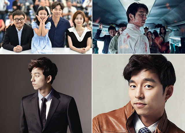 The Many Faces Of The 'Train To Busan' Heartthrob, Gong Yoo, Now A Rising International Superstar!