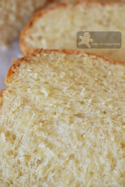 wholemeal milk loaf bread Tang Zhong