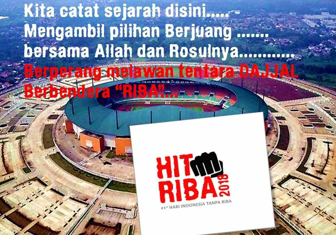 Hari Indonesia Tanpa RIBA atau HIT RIBA