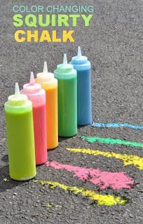 Sidewalk Squirty Chalk