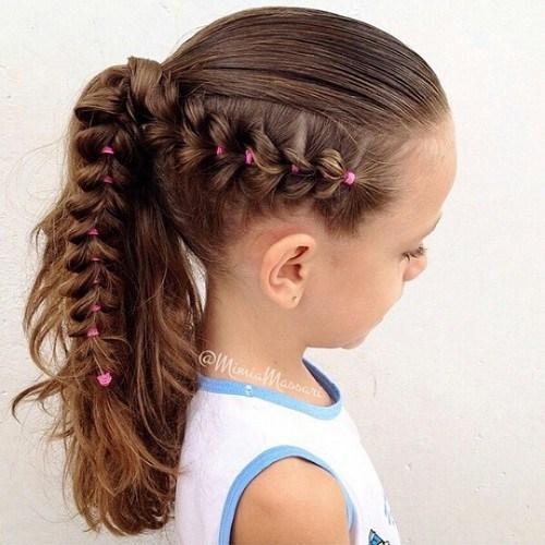Brilliant 19 Creative Braided Back To School Haistyles Womens2Day Short Hairstyles For Black Women Fulllsitofus
