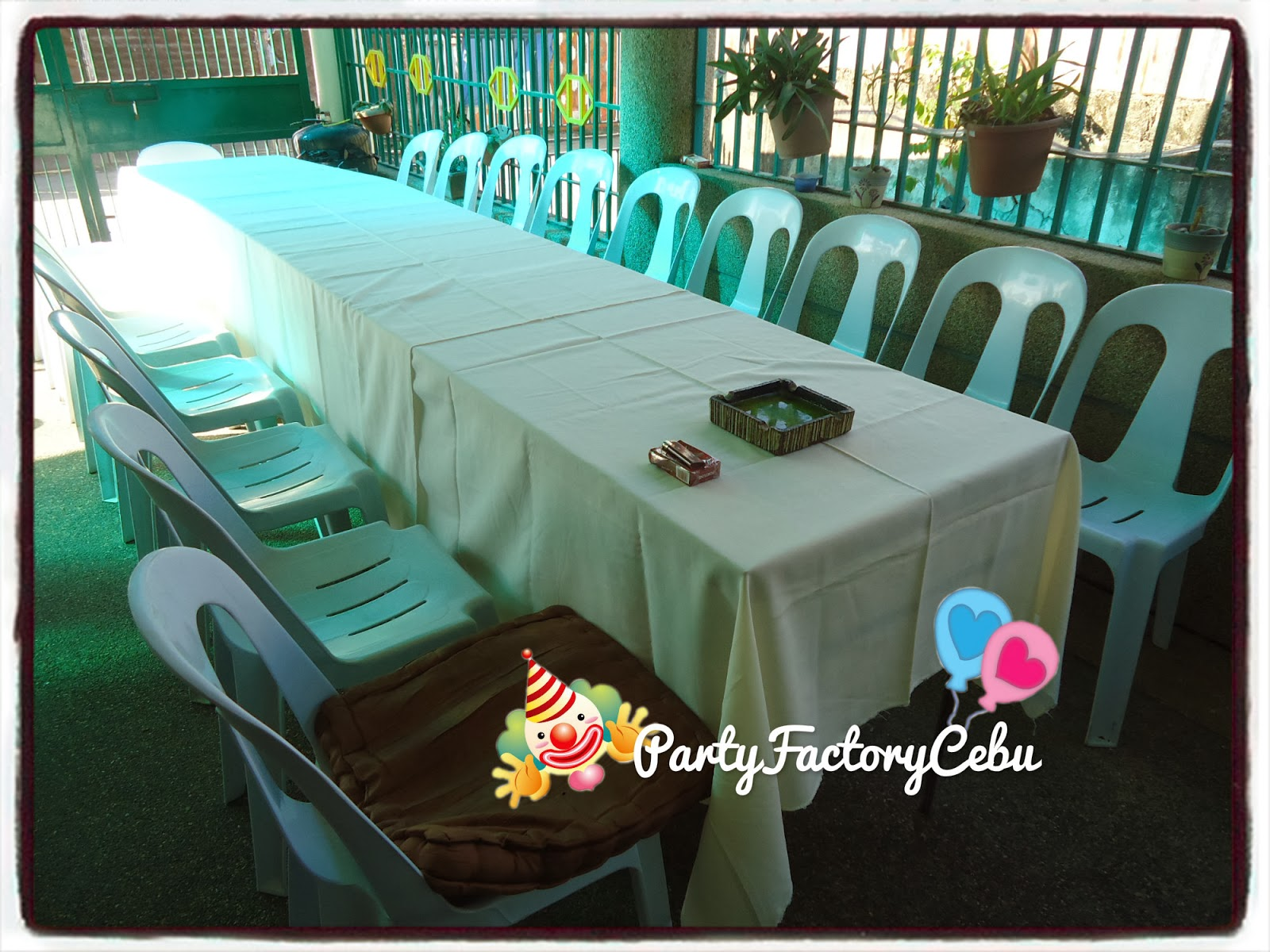 Welcome To Partyfactory Cebu Tables And Chairs Rentals