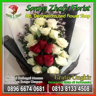 toko bunga tangan wisuda