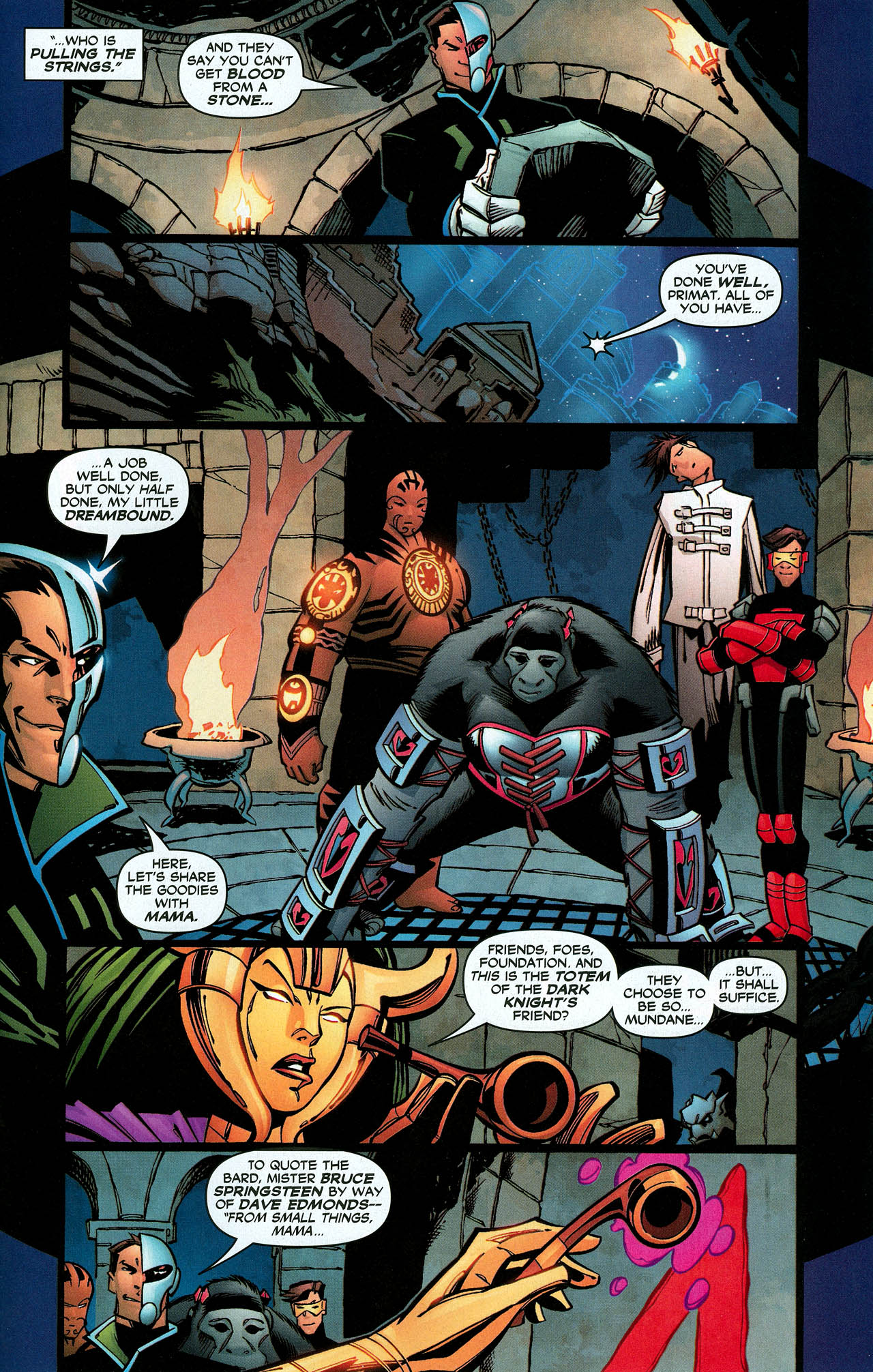 Read online Trinity (2008) comic -  Issue #10 - 29