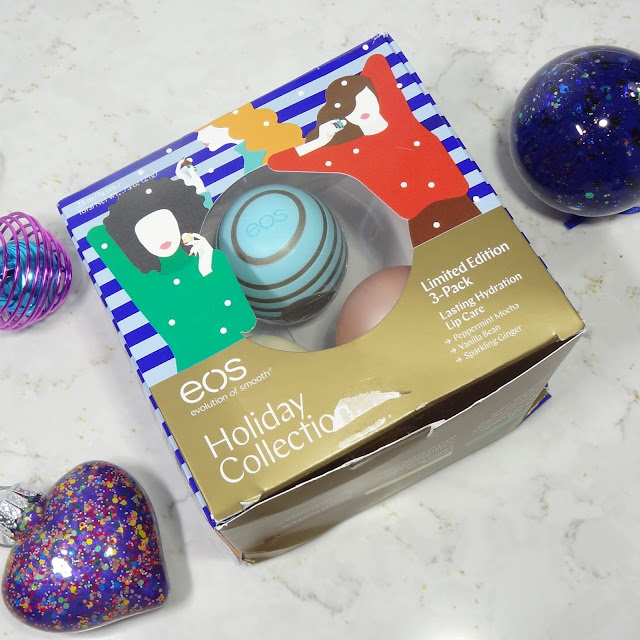 EOS Holiday Collection 3-Pack