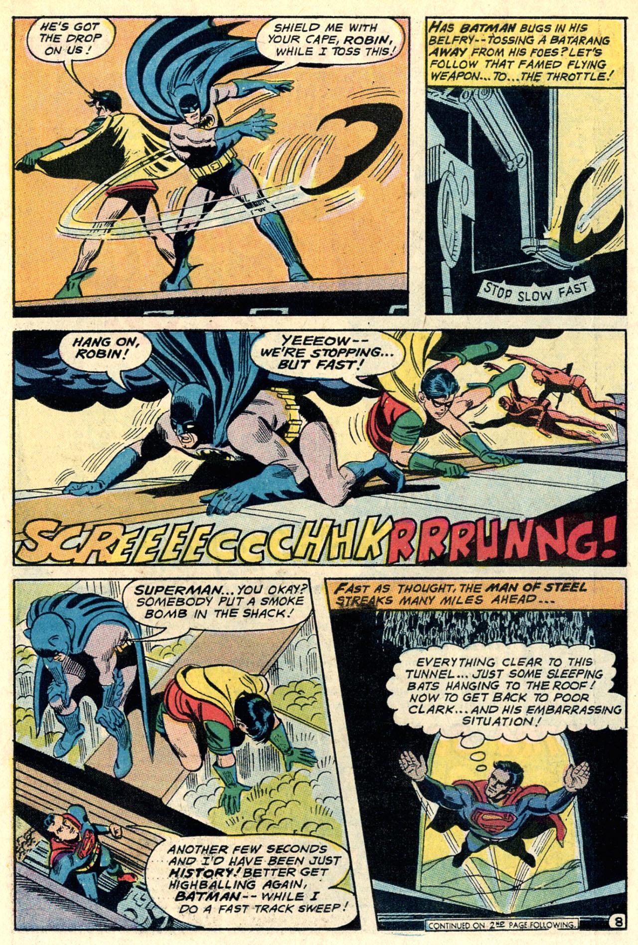 Read online World's Finest Comics comic -  Issue #196 - 11