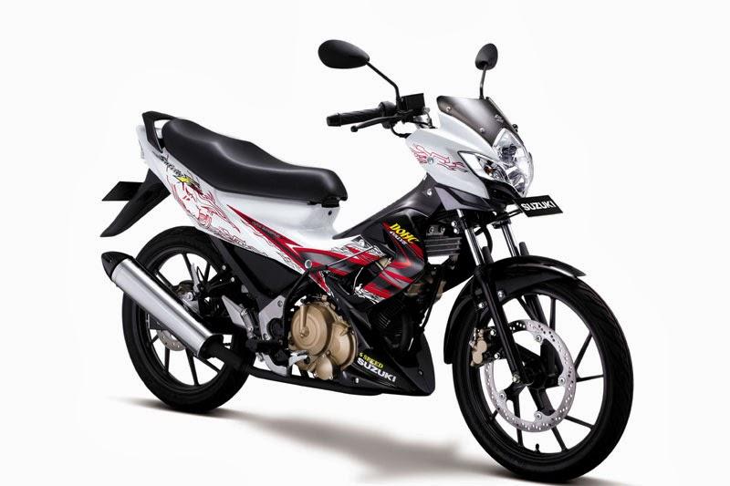 Harga Motor Vixion Terbaru Bulan November 2014