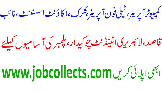 Sindh Judicial Academy Jobs In Pakistan