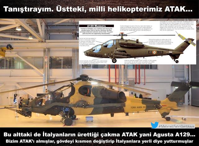 akademi dergisi, milli projeler, aldatma projeleri, akp'nin gerçek yüzü, atak-t129, milli helikopter, petlas, atak, saddam hüseyin, abd, kıbrıs barış harekatı, FETÖ,