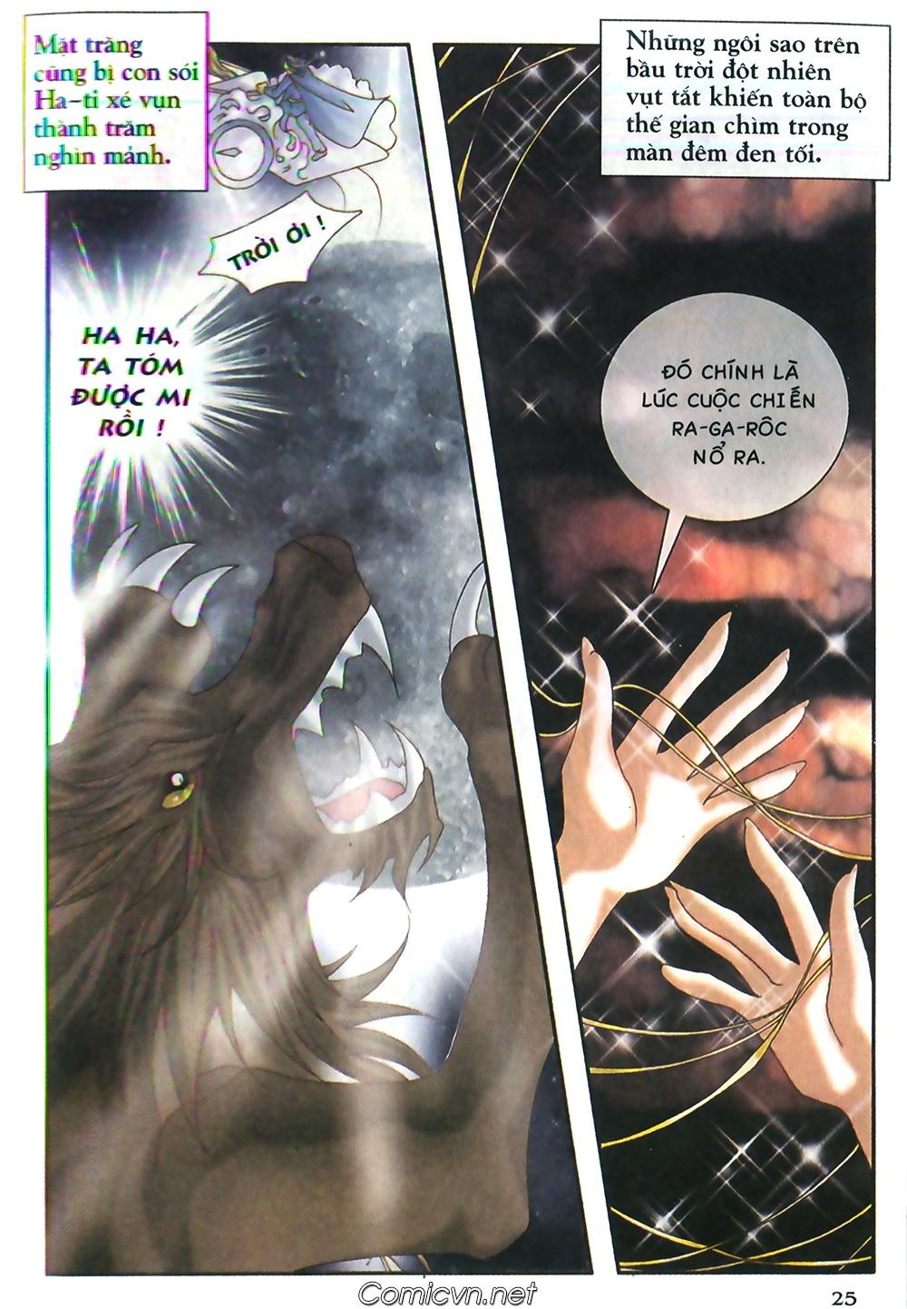 Thần thoại Bắc Âu - Chapter 48: Cuộc chiến Ragnarok - Pic 26