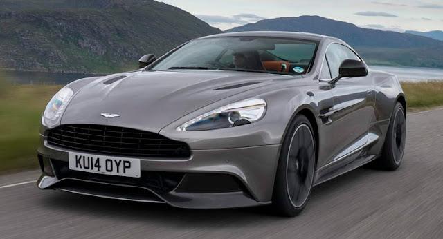 2018 Aston Martin Vantage V8 S Review Canada