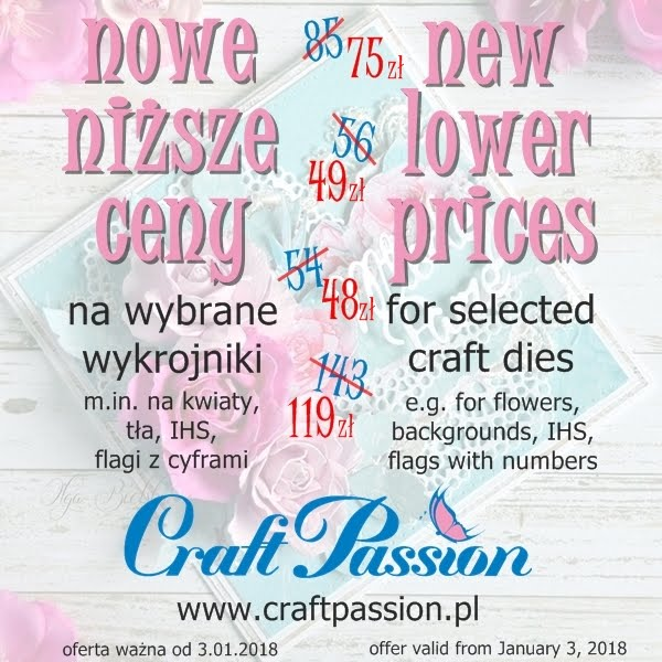 Niższe ceny / Lower prices