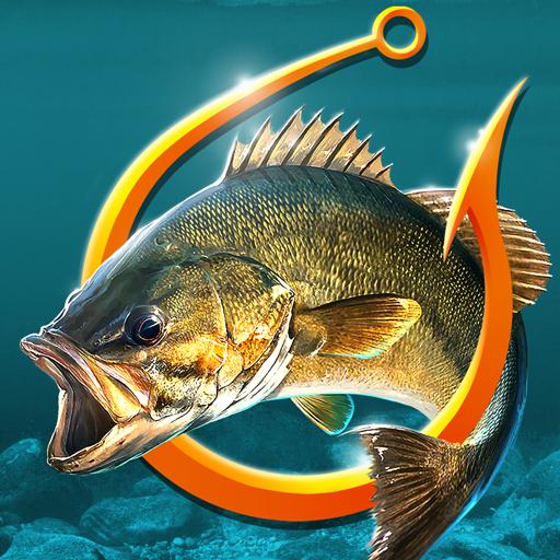 تحميل لعبة Fishing Hook: Bass Tournament v1.2.2 للاندرويد مهكرة وكاملة أموال لا تنتهي