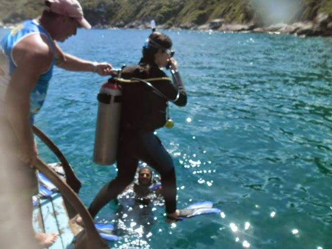 Excursão Cabo Frio de 9 a 11 de setembro Opção Megulho