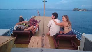 Open Trip Sailing Komodo