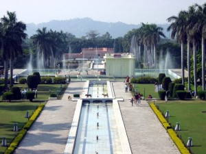 Yadavindra gardens waterway