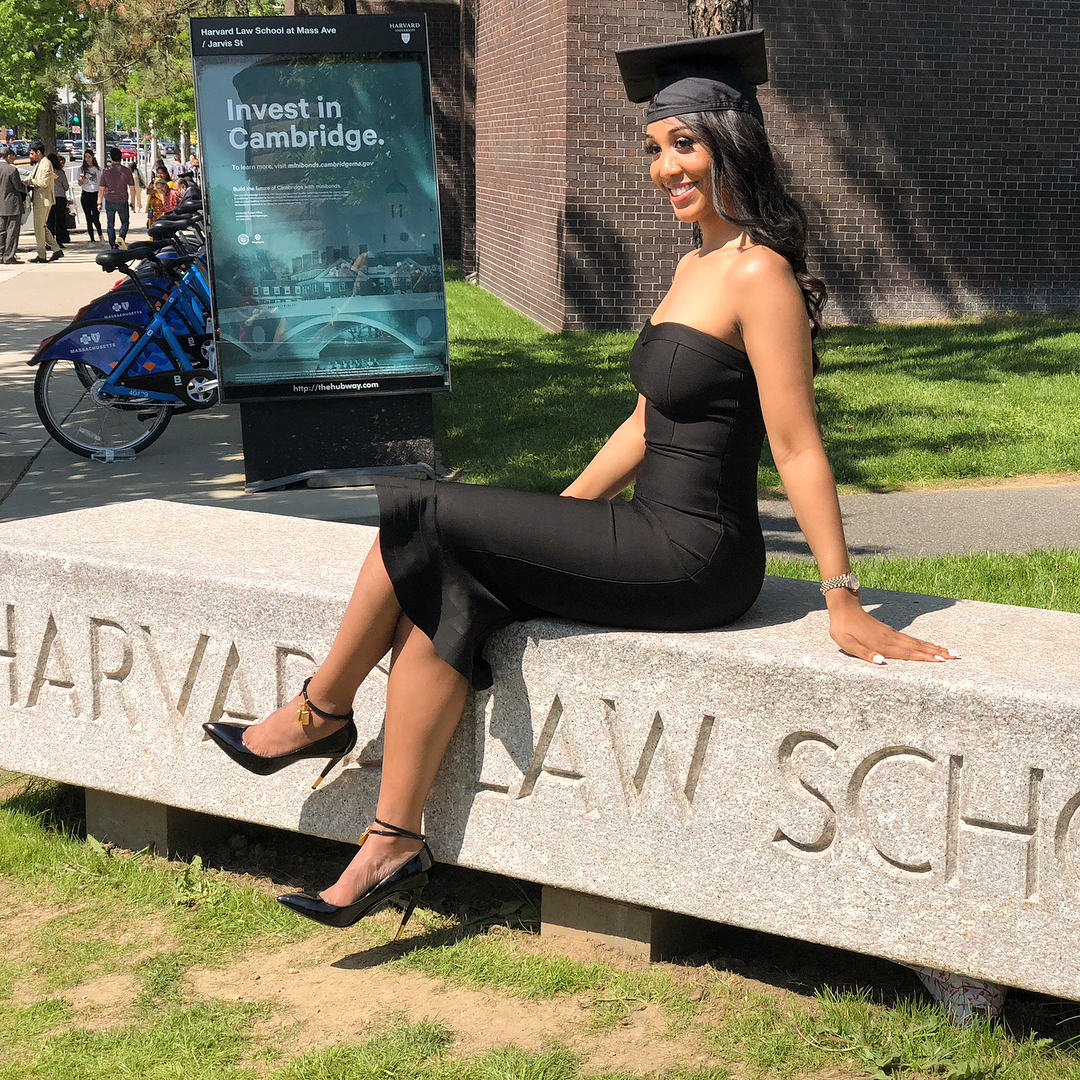 The first time She stepped on Harvard's campus was for Admitted Students Weekend. Accompanied by family and close friends.