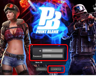 how to cheat game point blank online