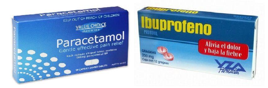 ¿Cuándo tomar aspirina, ibuprofeno o paracetamol? Aquí la
