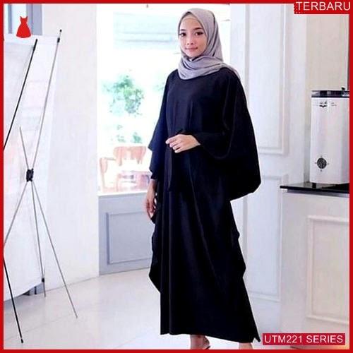 UTM221P55 Baju Plain Muslim Kaftan UTM221P55 0DD | Terbaru BMGShop