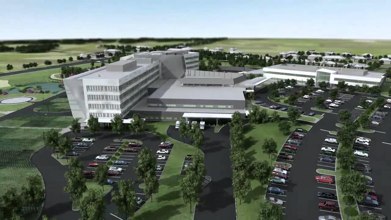Tipologi Bangunan Rumah Sakit Einstein Medical Center Montgomery Tambahan Bubble Selain Itu Kinerja Tinggi Low E Kaca Dipekerjakan Di Segala Kondisi Seluruh Eksterior Mempromosikan Visibilitas Dan Akses Visual