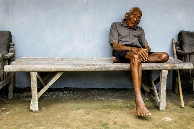 Morre indonésio que dizia ter 146 anos
