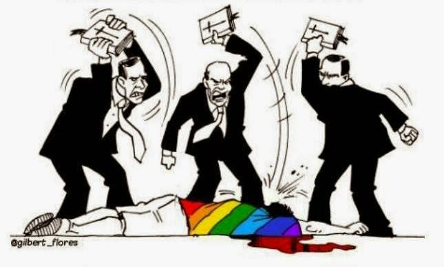 Ser homosexual es pecado ante dios