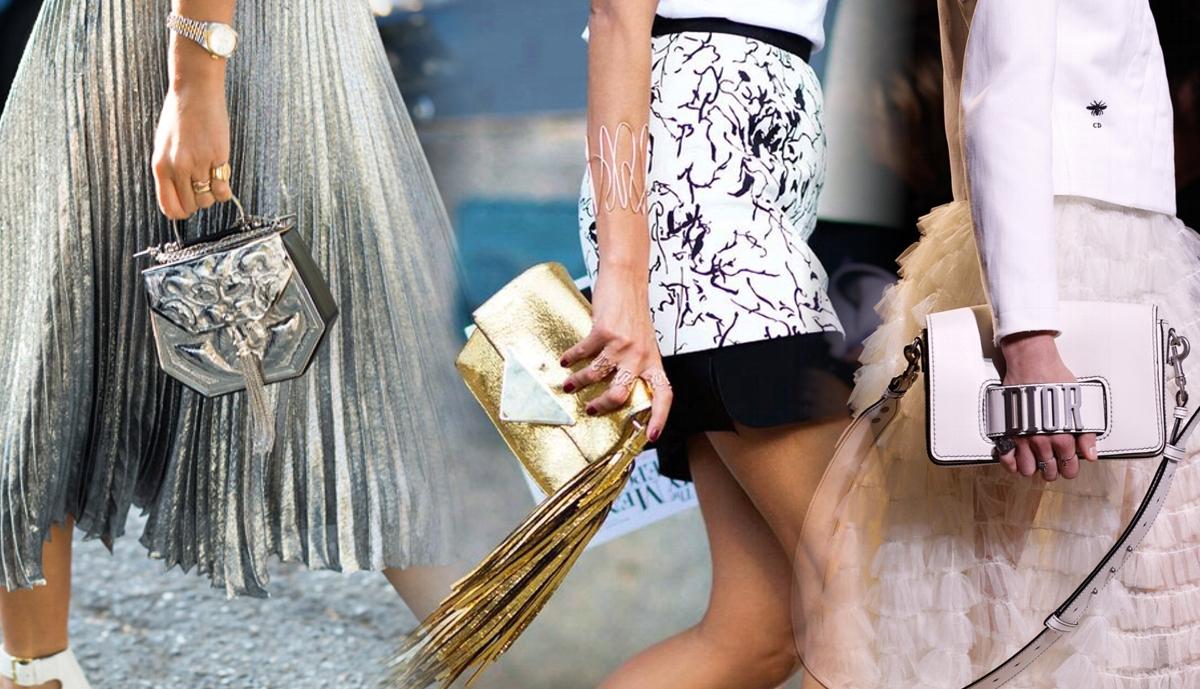 Trendy torebki wiosna/lato 2017 - przyjęcie weselne